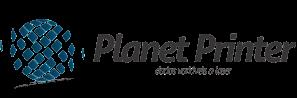 Planet Printer – Dados variáveis a laser Logo